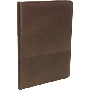 Bellino Memo Pad Holder Brown Business Accessorie New