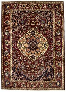 Amazing Large Hand Knotted Bakhtiari Persian Area Rug Home D Cor Carpet 7x10