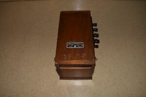 Leeds Northrup Light Beam Galvanometer Cat No 2420