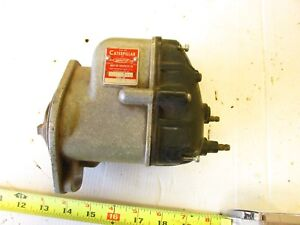 Hot Spark Caterpillar D6 D8 Wico Model 1s3349 2 cylinder Tractor Magneto