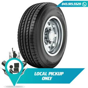 Local Pickup 120 116r Tire Bf Goodrich Commercial T a As2 Lt235 85r16 10 1x