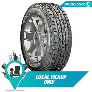 Local Pickup 115t Tire Cooper Discoverer At3 4s 265 70r17 1x