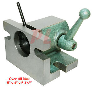 H v 5c Horizontal Vertical Angle Collet Fixture Drill Milling Lathe Grinding
