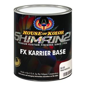 House Of Kolor S200 Trans Nebulae Shimrin2 Fx Karrier Base Gallon
