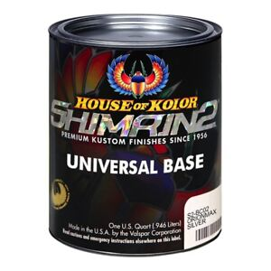 House Of Kolor S2 bc02 Orion Silvermax Shimrin2 Fx Karrier Base quart