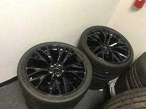 Oem C7 Z06 Corvette Wheels And Tires Sold