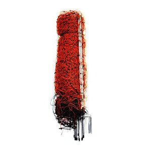 Farmily Step in Electric Fence Netting For Sheep And Goat Orange Color 35 x164