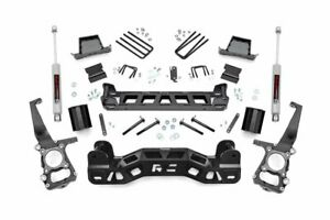 Rough Country 6 Lift Kit Fits 2009 2014 Ford F150 2wd Suspension Kit 573 20