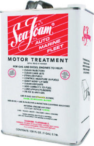 Seafoam Marine Auto Truck Gas Diesel Engine Motor Treatment 1 Gallon 2 4 Cyc