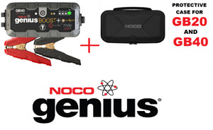 Noco Gb40 Car Jump Start Gb20 gb40 Hard Case Package Free Tracked Delivery