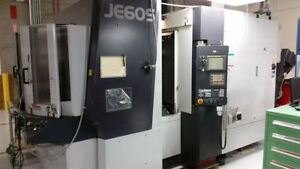 Enshu Je60s Cnc Horizontal Machining Center