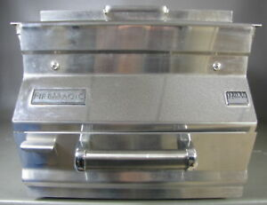 Fire Magic Stainless Steel Ice Bin Cooler Bar Caddy 1d so