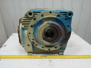 Gear Box Speed Reducer 260 1 Ratio 2 3 4 Hollow Thru Shaft