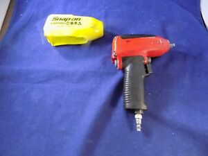 Snap On 3 8 Drive Air Impact Wrench Model Mg325