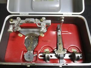University 130 11 Dental Lab Articulator For Occlusal Plane Analysis W Case