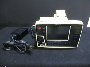 Criticare Scholar Iii Medical Patient Monitor For Vital Signs Monitoring