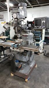 Alliant Cnc Knee Mill