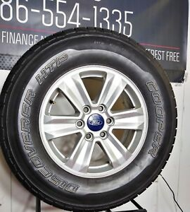 Ford F 150 17 Inch Oem Factory Wheels And Tires F150 17 6x135 Fl34 1007aa