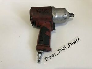 Matco Tools Mt1769a 1 2 Drive Heavy Duty Air Impact Wrench Used And Tested