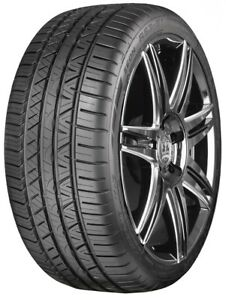 1 New Cooper Zeon Rs3 g1 98w 50k mile Tire 2255017 225 50 17 22550r17