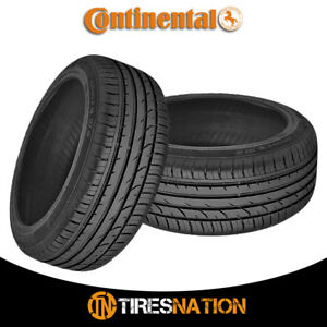 2 New Continental Contipremiumcontact 2 175 65r15 84h Tires