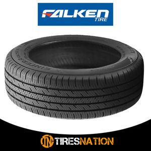 1 New Falken Sincera Sn250 A S 195 65r15 91h Sl Blk Tires