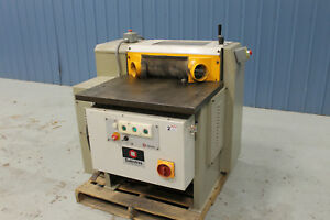 Used Balestrini Model C70n Twin Spindle Copy Profile Shaper