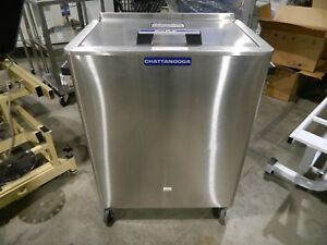 Chattanooga Hydrocollator Cold Pack Chilling Unit C 5 Model 3102 3106 tested