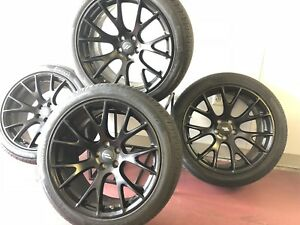 20 20 Inch Oem Hellcat Dodge Charger Wheels And Tires Set