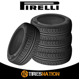 4 New Pirelli P4 Four Season Plus P205 55r16 91y Tires