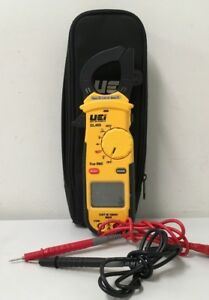 Uei Dl469 Ac 400 Amp True Rms Clamp Meter