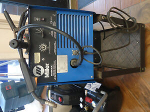 ma2 Miller Sidekick Dc Arc Welding Power Source Wire Control feeder Pick up
