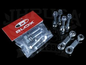 Blox Racing Rear Sway Bar Adjustable End Link Honda Civic Acura Integra Eg Dc Ek