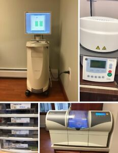 Sirona Cerec Ac Bluecam Dental Acquisition Unit W Mcxl Mill Programat Cs Oven