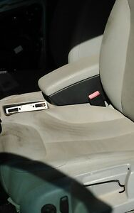 2006 2010 Vw Passat Front Driver Seat Gray Leather