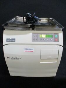 Midmark M9 Ultraclave Dental Lab Autoclave Steam Sterilizer For Instruments