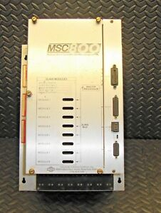 Iis Industrial Indexing Systems Msc 800 Servo Motion Controller Power Supply
