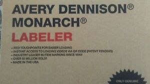 Genuine Brand New Monarch 1115 01 Price Gun Labeler