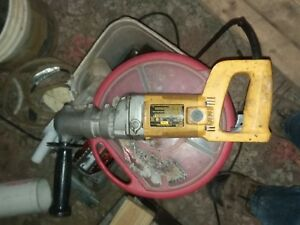 Dewalt 1 2 Chuck Right Angle Drill With Case