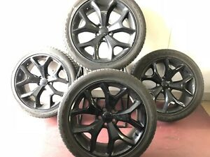 20 Dodge Charger Challenger 2017 Oem Wheels Rims Tires New 2523 2014 2015 2016