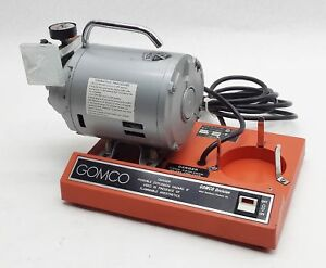 Allied Healthcare Gomco 402 Aspirator Vacuum Pump 3 2a 115v Dayton 1 6hp Motor