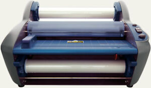 Gbc Thermal Roll Laminator Ultima 35 Ezload 12 Max Width 1 Min Warm up