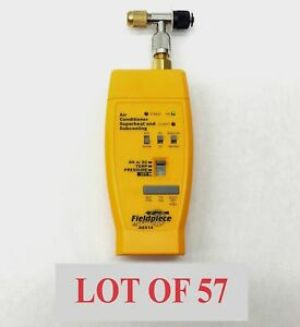Lot 57 Fieldpiece Asx14 Ac Superheat Subcooling Accessory Hvacr Hvac r R22 R410a