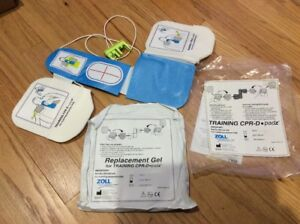 Zoll Aed Plus Aedplus Trainer Automatic Defibrillator Training Cpr D padz Pads