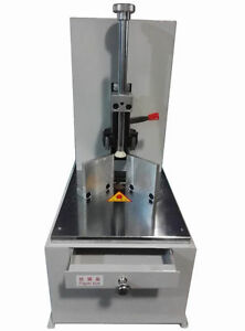 Electric Round Corner Cutter Corner Rounding Machine For Name Cards Paper 220v