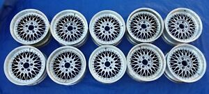 Bmw E39 Oem Bbs Rc090 Style 5 17x8et20 Partially Restored Wheel Rim 36111093531