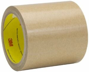3m Adhesive Transfer Tape 950 Clear 24 In X 60 Yd 5 0 Mil pack Of 1 1 Rolls