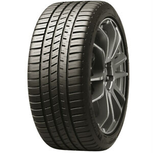 1 New Michelin Pilot Sport A S 3 101y 45k Mile Tire 2554520 255 45 20 25545r20