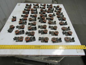 Dematic K001711aa Carrier Subplate Assembly Right Hand 2 Way Divert Sort Lot 52