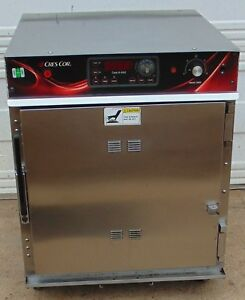 Cres Cor Cook Hold Cabinet Smoker Deluxe Insulated Mobile Heated Cabinet